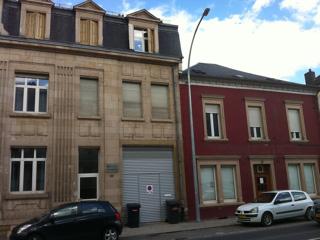 Luxembourg:Beggen, Maisons