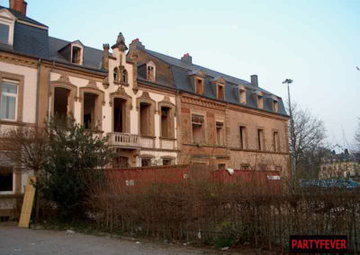 Luxembourg:Glacis, Niklooseck - Destructions 2002 - 5