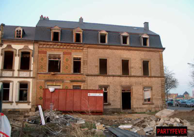 Luxembourg:Glacis, Niklooseck - Destructions 2002 - 6