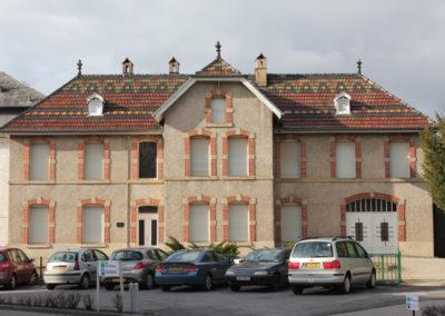 Mondorf, Villa Marie Louise - Destruction 06:2013 - 1