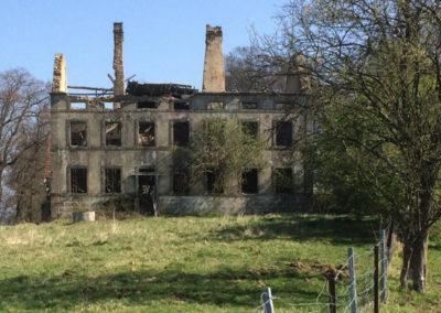 Müllerthal, Ferme en ruine - Début 19e