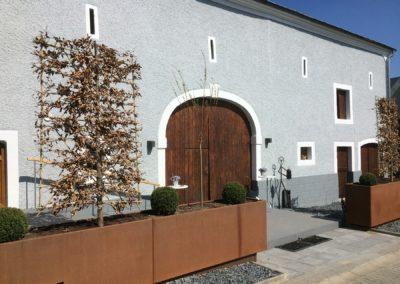 Eisenborn, grange restaurée