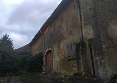 Filsdorf, Grange à l'abandon - Photo 4:10:2016 - 1