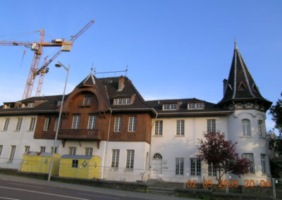 Luxembourg:Gare, Ancienne Laiterie