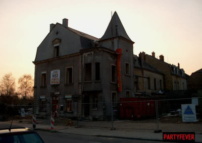 Luxembourg:Glacis, Niklooseck - Destructions 2002 - 4