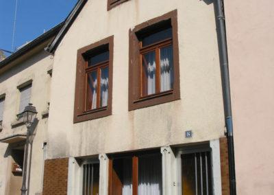 Luxembourg:Grund, Maison Artisan - 1750 - SecteurProtégé