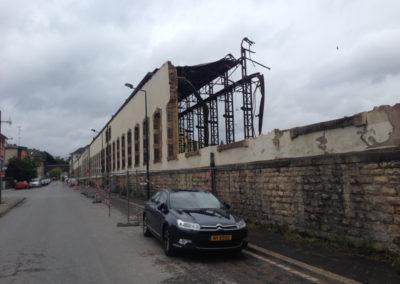 Luxembourg:Hollerich, Fonderie-Aciérie & Ateliers Luxembourg SA - Union des Aciérie -Destruction 07:2014 - 4